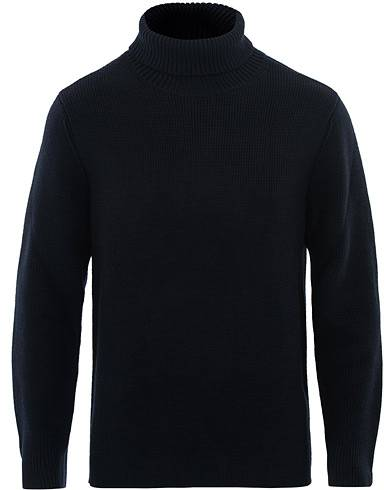Tiger of Sweden Ballast Heavy Knitt Pullover Blue