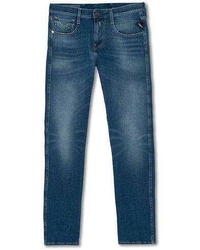 Replay Anbass Hyperflex + Jeans Blue
