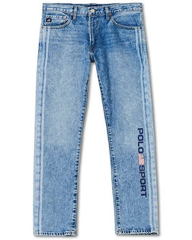 Ralph Lauren Sullivan Slim Fit Stretch Jeans Leighton Blue