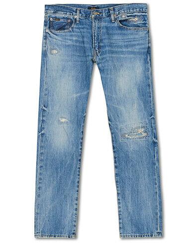 Ralph Lauren Sullivan Slim Fit Stretch Jeans Newburgh Blue