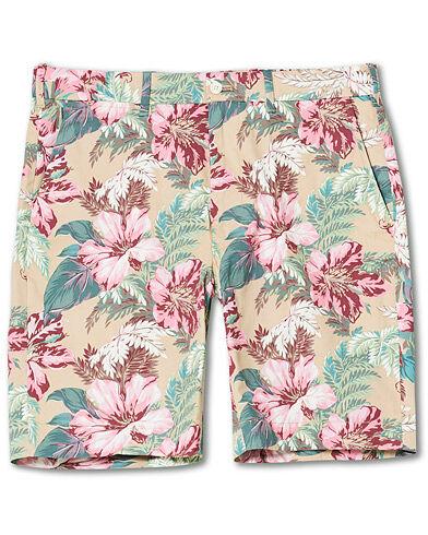 Ralph Lauren Polo Ralph Lauren Golf Cotton Stretch Shorts Wild Hibiscus
