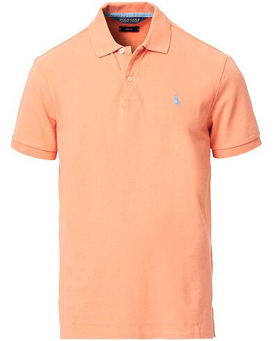 Ralph Lauren Polo Ralph Lauren Golf Stretch Mesh Sweater Peach Tree