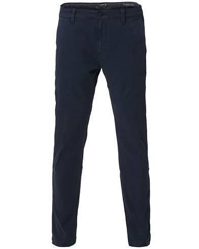 Levis Garment Dyed Stretch Chino Baltic Navy