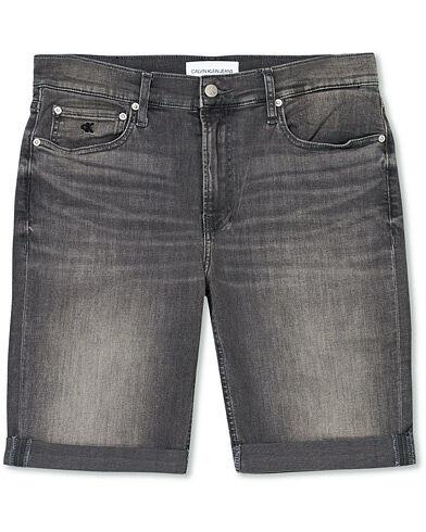 Image of Calvin Klein Slim Fit Shorts Light Grey