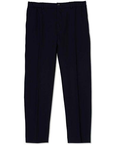 Image of Calvin Klein Light Techno Tapered Pants Navy