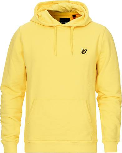 Lyle & Scott Pullover Hoodie Butter Cup Yellow