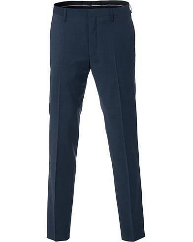 Tiger of Sweden Thodd Travel Suit Trousers Vintage Indigo