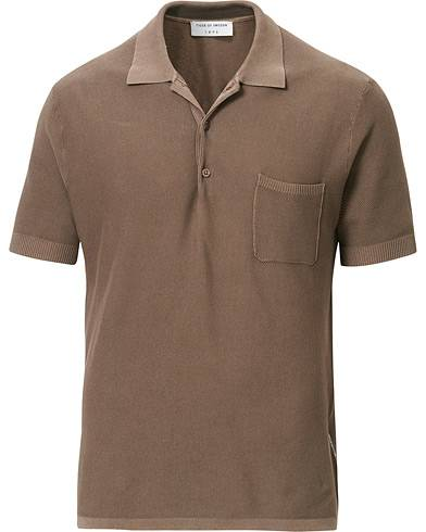 Tiger of Sweden Poplar Knitted Washed Polo Kalamata