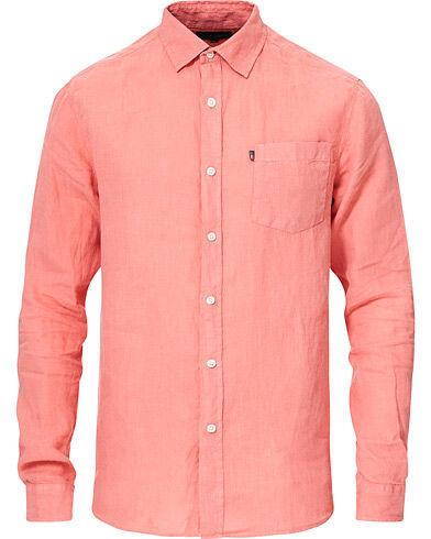 Lexington Ryan Linen Shirt Pink
