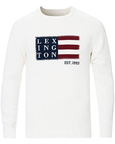 Lexington Dylan Sweater Offwhite