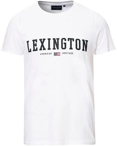 Lexington Justin Tee White