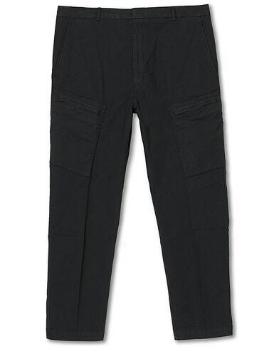 HUGO Fujo Stretch Ripstop Cargo Pants Black
