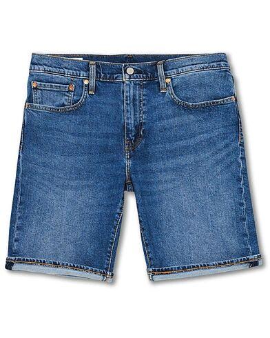 Levis 502 Taper Stretch Denim Shorts Mt Home