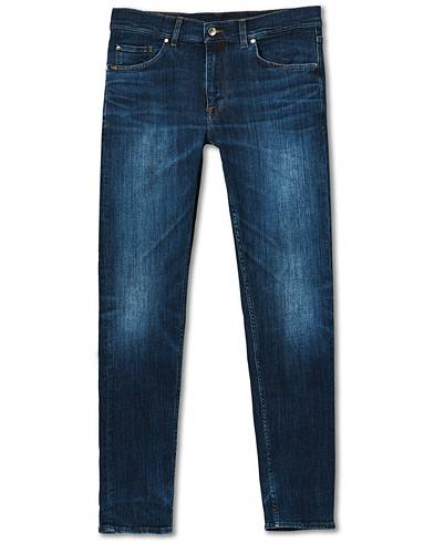 Tiger of Sweden Jeans Evolve Top Superstretch Jeans Mid Blue