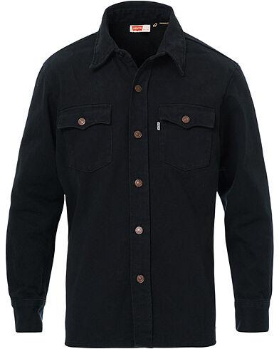 Levis Denim Shirt Jacket Caviar