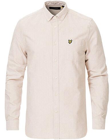 Lyle & Scott Lightweight Oxford Shirt Sandstrom