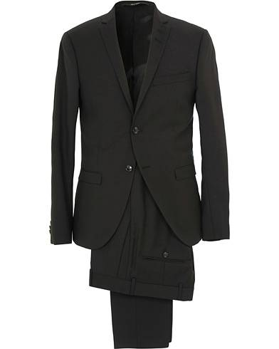 Tiger of Sweden Jil Wool Suit Black
