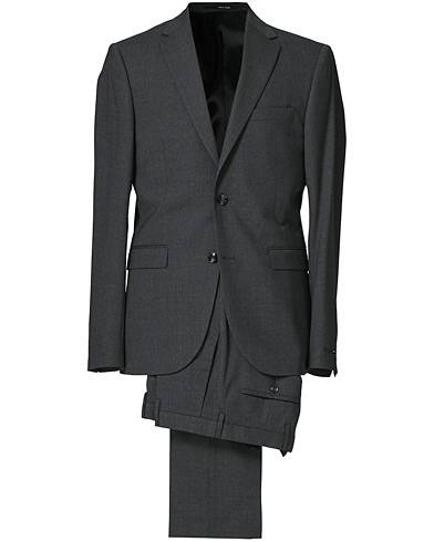 Tiger of Sweden Henrie Wool Stretch Suit Grey