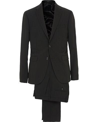 Tiger of Sweden Henrie Wool Stretch Suit Black