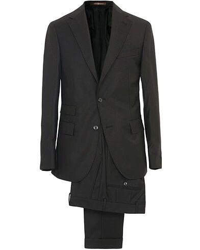 Morris Heritage Frank Four Season Suit Black