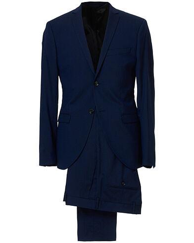 Tiger of Sweden Jil Wool Stretch Suit Blue