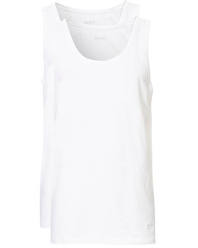 Image of BOSS 3-Pack Tank Top White