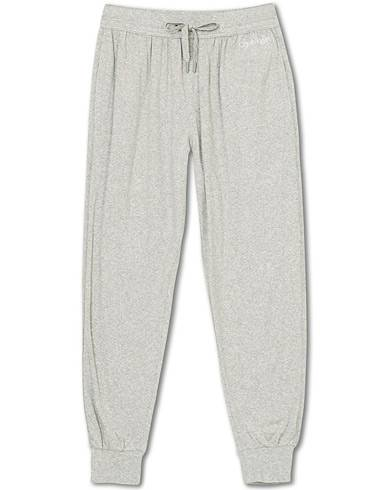 Image of Calvin Klein Modal Sweatpants Grey Melange