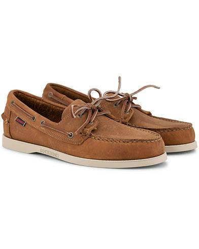 Sebago Docksides Boat Shoe Brown