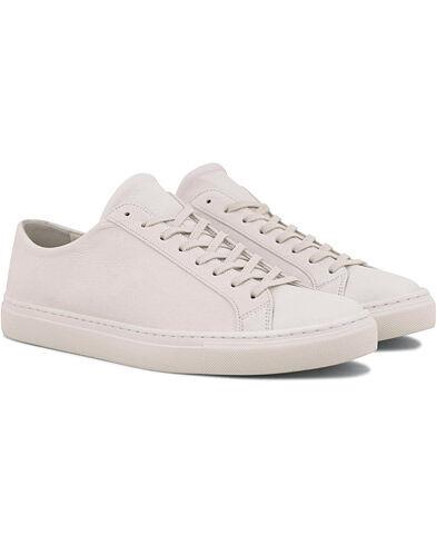 Filippa K Morgan Low Calf Sneaker White