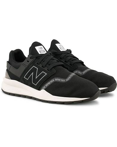 New Balance 247 Gore Tex Running Sneaker Black