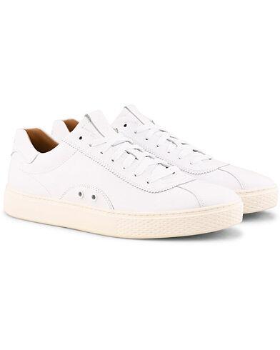 Ralph Lauren Court 100 Lux Sneaker White