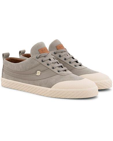 Bally Smake Sneaker Wheat Suede
