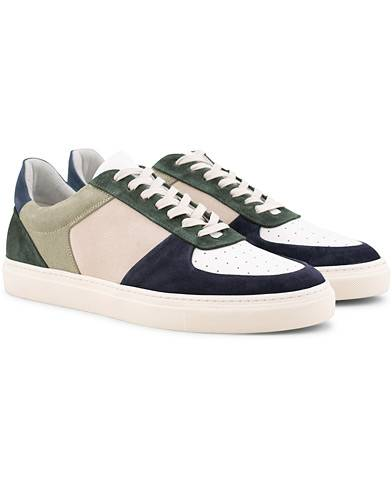 Filippa K Robert Low Mix Sneakers Limestone