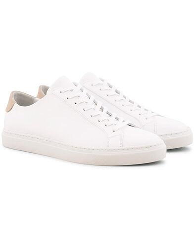 Filippa K Morgan Low Mix Sneakers White