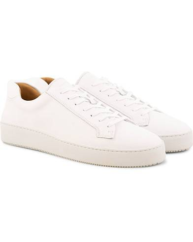 Tiger of Sweden Salas Leather Sneaker White