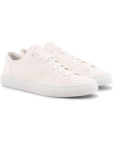 Diemme Loria Low Deer Nappa Sneaker White