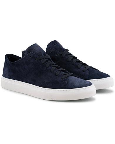 Diemme Loria Low Sneaker Navy Suede