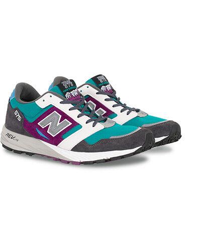 New Balance Trail 575 Sneaker Grey/Green