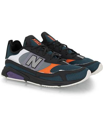New Balance X-RCH Sneaker Black/Blue