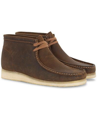 Clarks Originals Wallabee Boot Beeswax