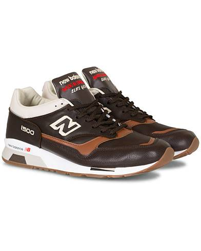 New Balance Made in England 1500 Sneaker  Brown