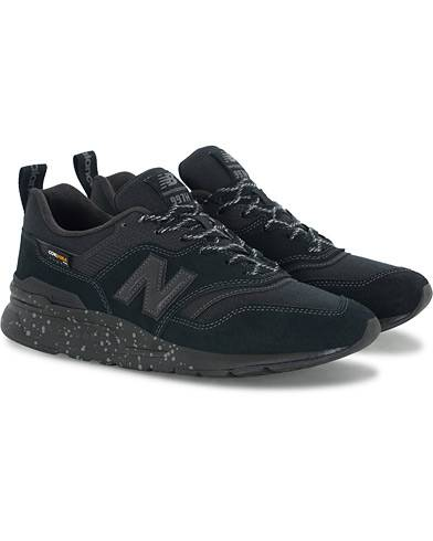 New Balance Cordura 997 Sneaker Black