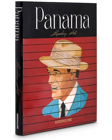 Assouline Panama: Legendary Hats Book