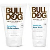Bulldog Skincare for Men Bulldog Sensitive Face Duo