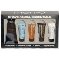 men-u men-ü Shave Facial Essentials Set