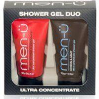 men-u men-ü Shower Gel Duo