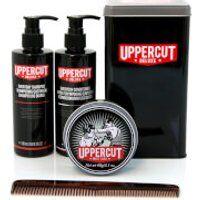 Uppercut Deluxe Matt Clay Combo Kit