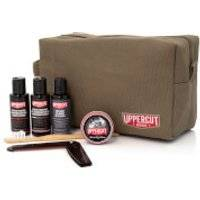 Uppercut Deluxe Wash Bag - Filled Army Green