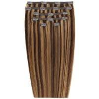 Beauty Works 18  Double Hair Set Clip-In Extensions - Blondette 4/27