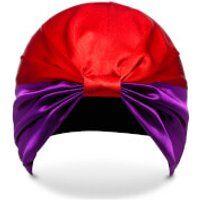 SILKE London SILKE Hair Wrap The Dita - Purple and Red